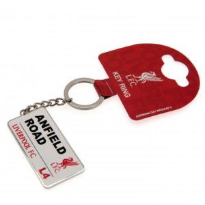 BUY LIVERPOOL STREET SIGN KEYCHAIN IN WHOLESALE ONLINE!