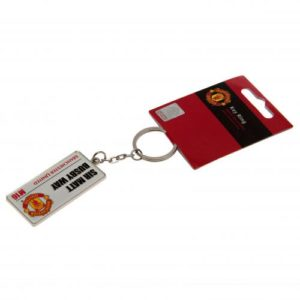 BUY MANCHESTER UNITED STREET SIGN KEYCHAIN IN WHOLESALE ONLINE!