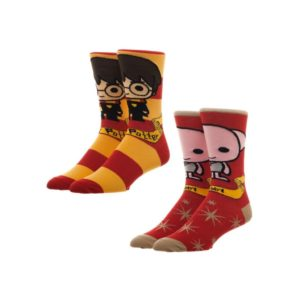 BUY HARRY POTTER RED ORANGE ANKLE SOCKS IN WHOLESALE ONLINE