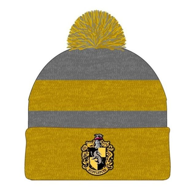 0596580c4e5 Buy Harry Potter Hufflepuff Marled Pom Knit Beanie in wholesale online!