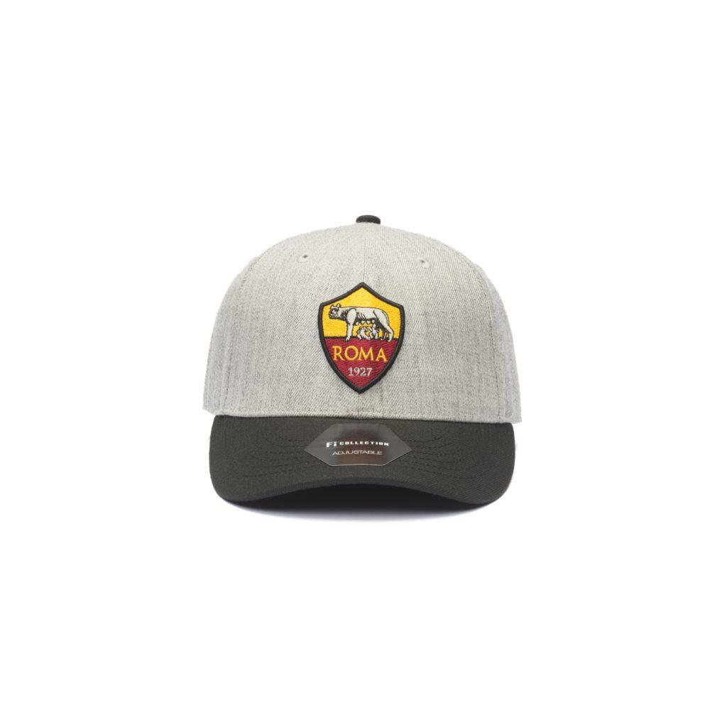 42b4d41fd60e5 Buy As Roma Grey Baseball Hat in wholesale online!