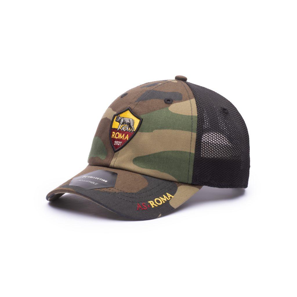 2807ce11dd2bb Buy AS Roma Camo Classic Trucker Baseball Hat in wholesale online!