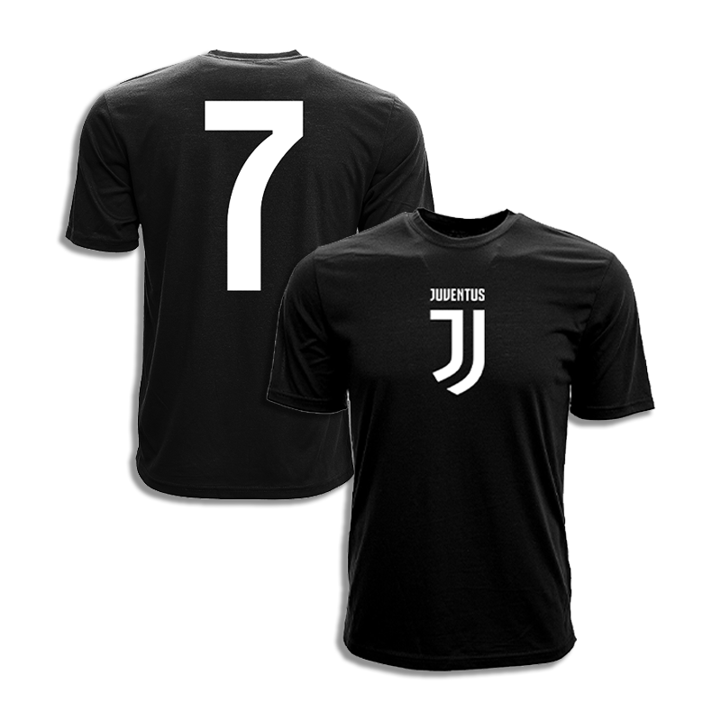 info for d675b 127b9 JUVENTUS - NUMBER 7 T-SHIRT (YOUTH)