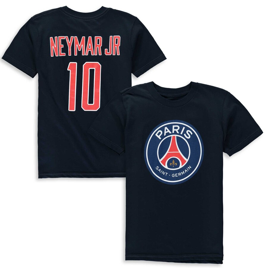 outlet store 8bbb7 53fe6 PARIS SAINT GERMAIN - NEYMAR NAME & NUMBER T-SHIRT (YOUTH)