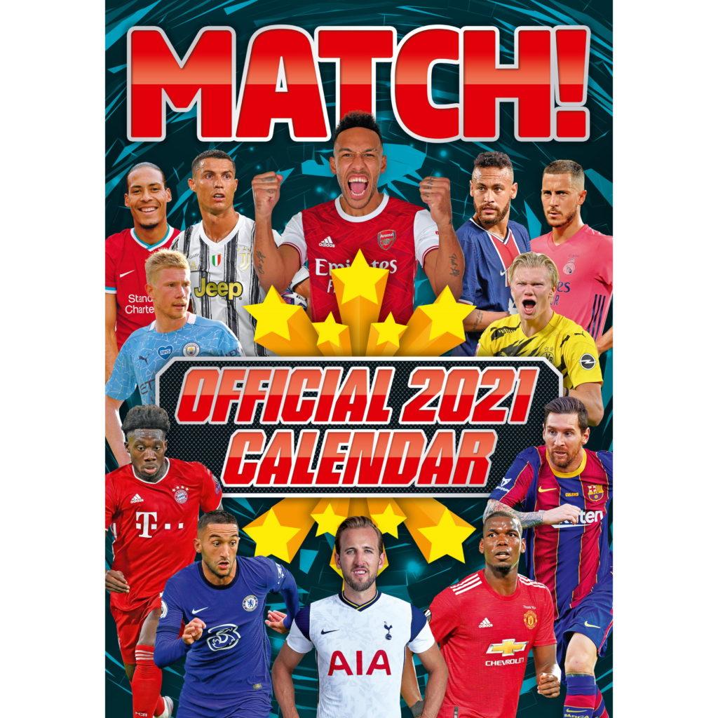 Match 2021 Calendar Photos